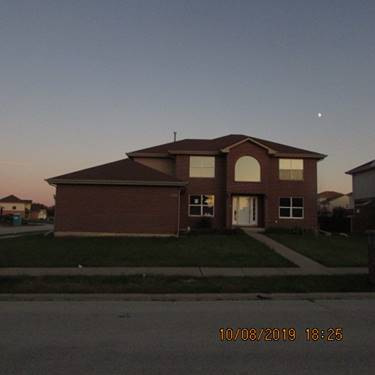 22855 Greenfield, Richton Park, IL 60471