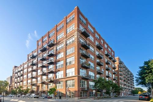 1500 W Monroe Unit 726, Chicago, IL 60607 West Loop