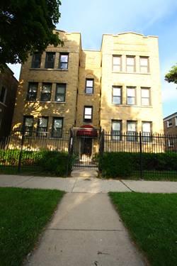 5621 N Christiana Unit 3, Chicago, IL 60659 Hollywood Park