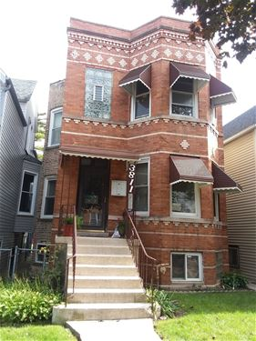 3811 N Whipple, Chicago, IL 60618 Irving Park