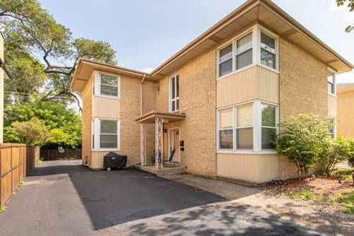 1417 Northwest Unit 2, Park Ridge, IL 60068