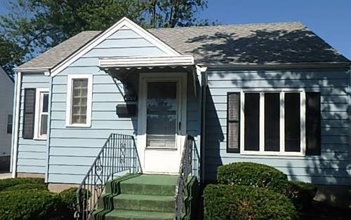 18504 Wentworth, Lansing, IL 60438