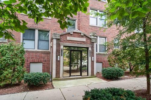 1633 W Columbia Unit 1W, Chicago, IL 60626 Rogers Park