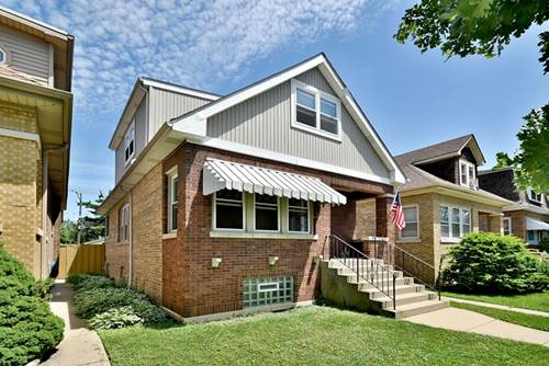 4921 N Merrimac, Chicago, IL 60630 Jefferson Park