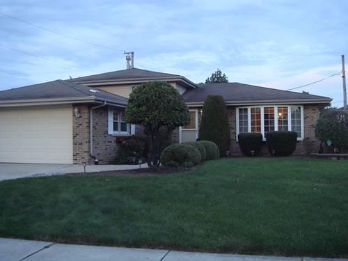 9133 S Meade, Oak Lawn, IL 60453