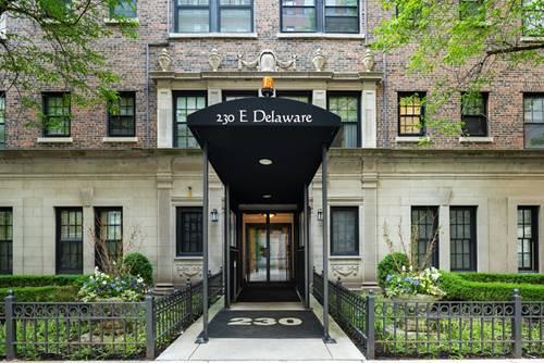 230 E Delaware Unit 4W, Chicago, IL 60611 Streeterville