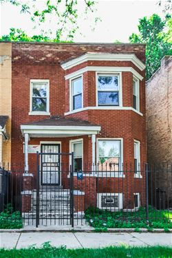 6341 S St Lawrence, Chicago, IL 60637 West Woodlawn