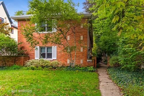 2124 Maple, Evanston, IL 60201