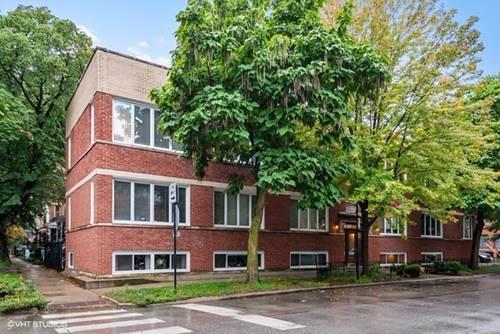 1735 W Grace Unit GW, Chicago, IL 60613 West Lakeview