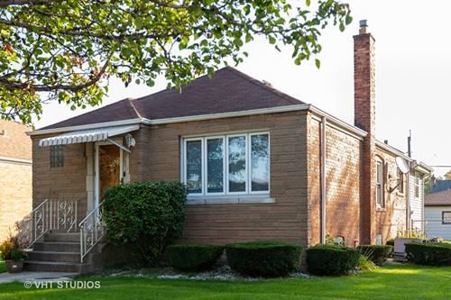 5759 S Neva, Chicago, IL 60638 Garfield Ridge