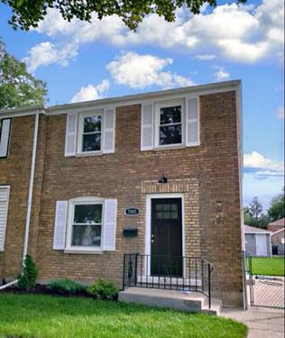 7805 W Balmoral, Chicago, IL 60656 Norwood Park