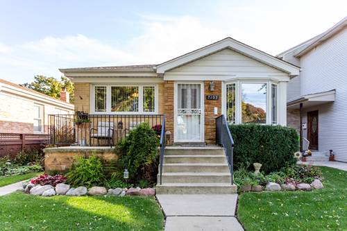 7105 W Berwyn, Chicago, IL 60656 Norwood Park