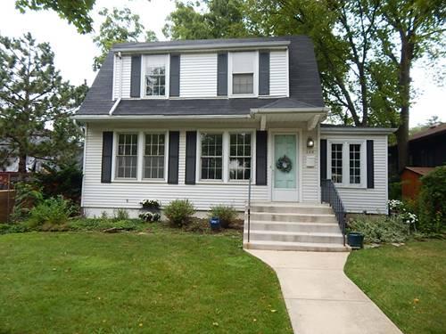 206 Columbia, Park Ridge, IL 60068