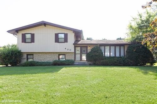 420 Meadow Wood, Joliet, IL 60431