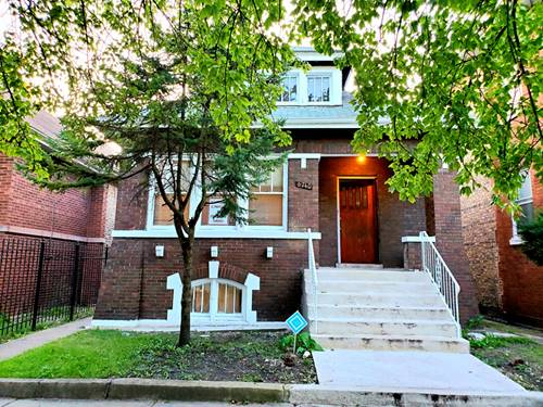6740 S Maplewood, Chicago, IL 60629 Marquette Park