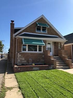 7115 S Homan, Chicago, IL 60629 Marquette Park