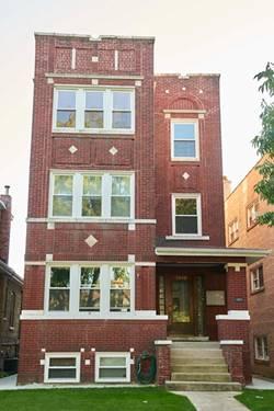 5449 W Sunnyside, Chicago, IL 60630