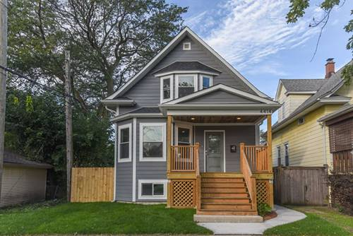 4414 N Springfield, Chicago, IL 60625 Albany Park