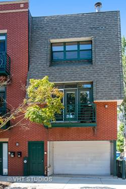 3308 N Greenview Unit C, Chicago, IL 60657 West Lakeview