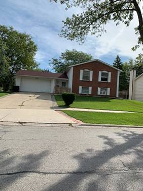 6989 Plumtree, Hanover Park, IL 60133