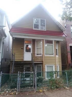 3337 N Oakley, Chicago, IL 60618 Roscoe Village
