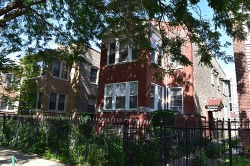 4825 N Central Park, Chicago, IL 60625