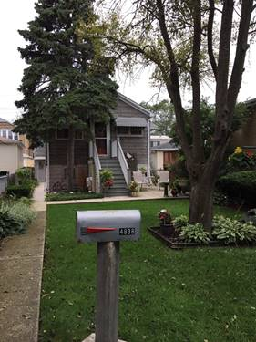 4838 N Mcvicker, Chicago, IL 60630 Jefferson Park