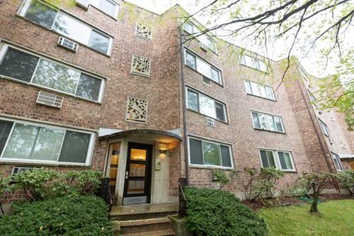 1823 W Granville Unit 3A, Chicago, IL 60660 West Ridge