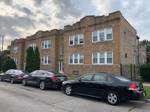 5601 W Hirsch, Chicago, IL 60651 North Austin