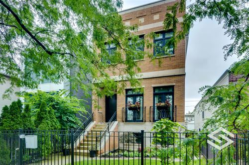 2624 W Homer, Chicago, IL 60647 Logan Square