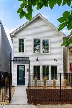3616 W Dickens, Chicago, IL 60647 Logan Square