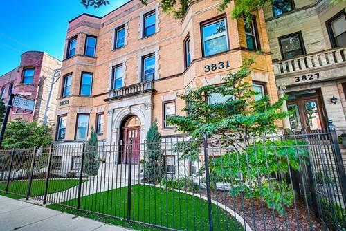 3831 N Wilton Unit 3S, Chicago, IL 60613 Lakeview
