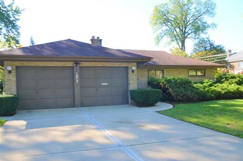 1817 Greendale, Park Ridge, IL 60068