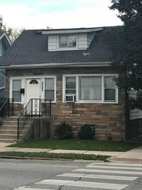 2101 N Narragansett, Chicago, IL 60639 Galewood