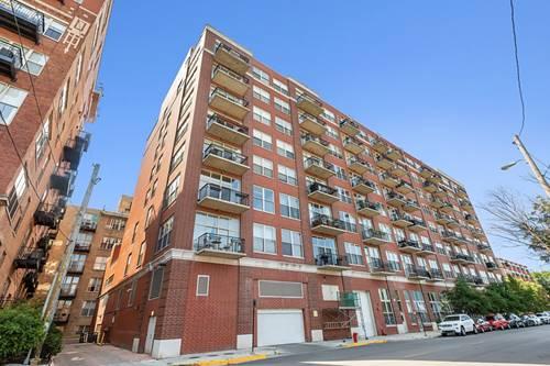 6 S Laflin Unit 701, Chicago, IL 60607 West Loop