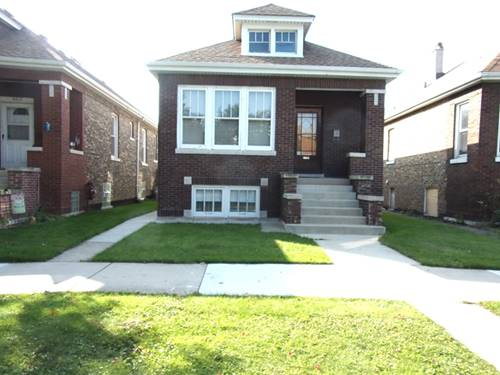 4810 S Avers, Chicago, IL 60632 Archer Heights