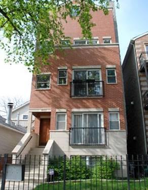 1822 W Thomas Unit 1, Chicago, IL 60622 East Village