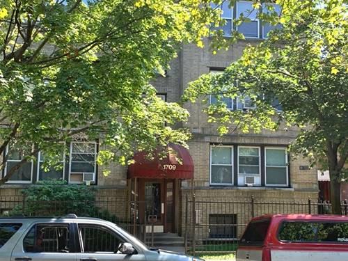 1709 W Wallen Unit 3J, Chicago, IL 60626 Rogers Park