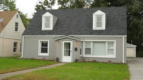 4020 W 100th, Oak Lawn, IL 60453