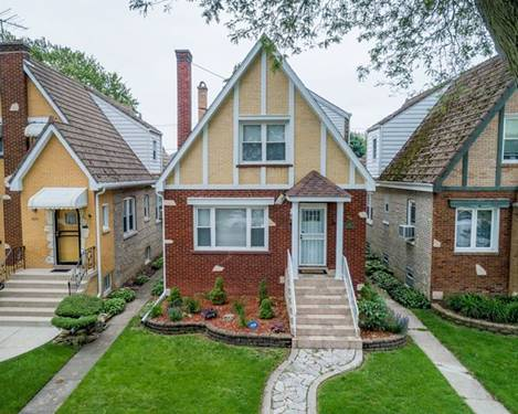 3111 N Rutherford, Chicago, IL 60634 Montclare