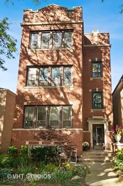 1728 W Catalpa, Chicago, IL 60640 Andersonville