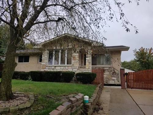 8462 S 83rd, Hickory Hills, IL 60457
