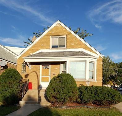 6159 S Kilbourn, Chicago, IL 60629 West Lawn