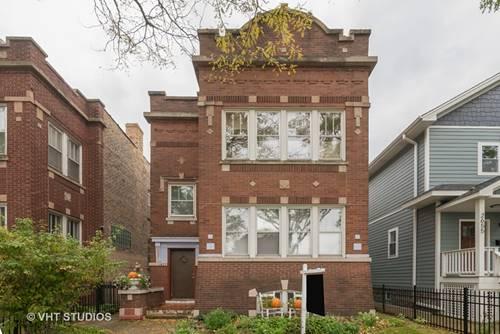 2651 W Winona, Chicago, IL 60625 Ravenswood