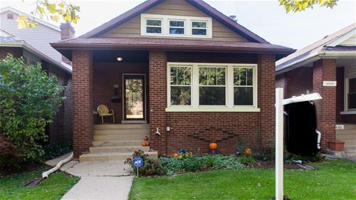 4628 N Lowell, Chicago, IL 60630 Mayfair