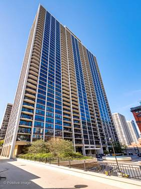 1560 N Sandburg Unit 3107J, Chicago, IL 60610 Old Town
