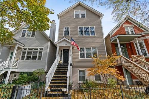 3127 N Kenmore Unit 1, Chicago, IL 60657 Lakeview