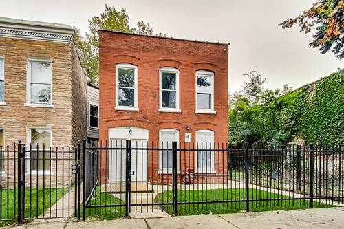 427 N Lawndale, Chicago, IL 60624 East Garfield Park