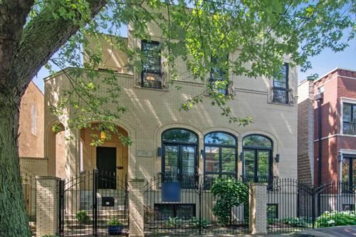 1936 N Wilmot, Chicago, IL 60647 Bucktown