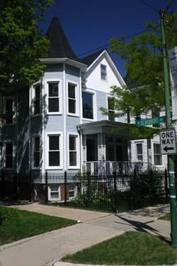 2700 N Monticello Unit 1, Chicago, IL 60647 Logan Square